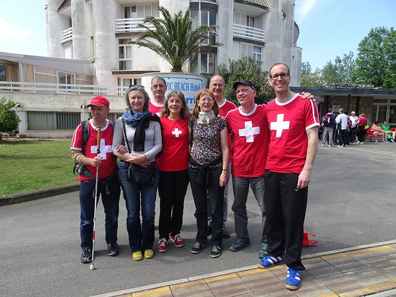 Das Schweizer Pisa 2018 Team
